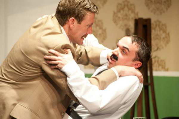A Night at Fawlty Towers